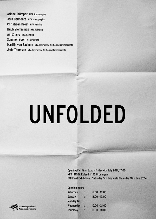 FMI_Unfolded