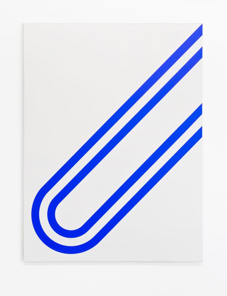 0701 Jan van der Ploeg, GRIP, 2007, 150 x 112,5 cm., acrylic on linnen